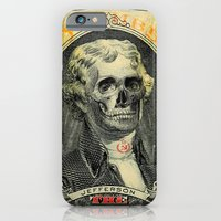iPhone & iPod Case featuring jefferson's iphone  by RIGOLEONART