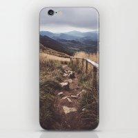 Restless Wanderer iPhone & iPod Skin