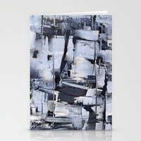 winter memories Stationery Cards