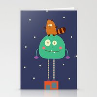 Moncho Stationery Cards