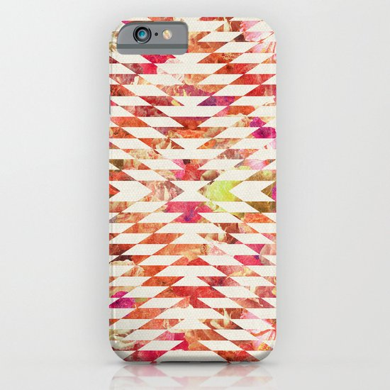 FLORAL EXPLOSION iPhone & iPod Case