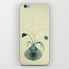 Madame rêve...... iPhone & iPod Skin