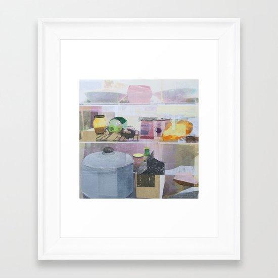 Starving Artist (M.C) Framed Art Print
