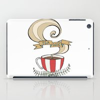 Tea Love iPad Case