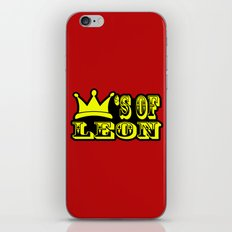 Kings of Leon iPhone & iPod Skin
