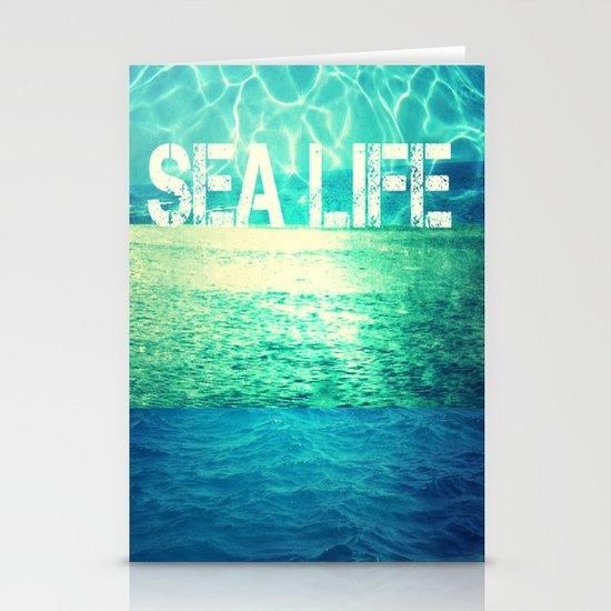 SEA LIFE Stationery Card