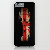 iPhone & iPod Case featuring Sherlock Holmes door 221b by BomDesignz