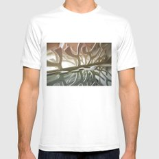 defining form Mens Fitted Tee SMALL White