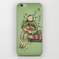 Don't worry iPhone & iPod Skin