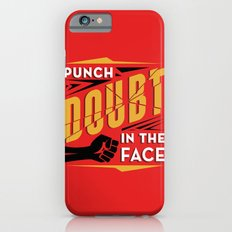 Punch Doubt in the Face! iPhone 6 Slim Case