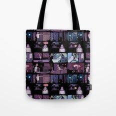 bad person Tote Bag