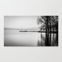 Balaton Canvas Print