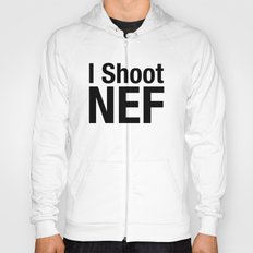 I Shoot NEF Hoody