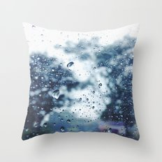 Way Back to Reality Throw Pillow