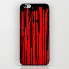 Partial Abstract V2 iPhone & iPod Skin