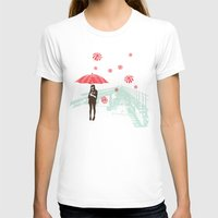 Fresh Womens Fitted Tee White SMALL