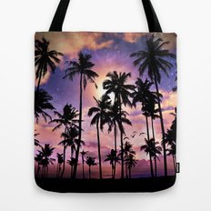 Smell the Sea Feel the Sky Tote Bag