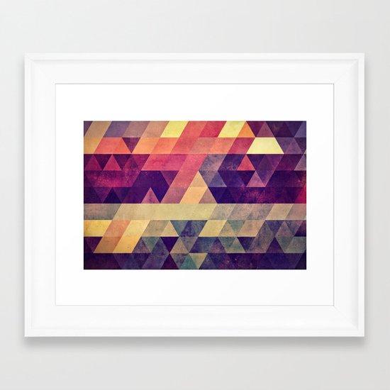 blynlytt Framed Art Print