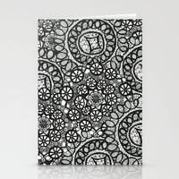 Doily Collection Stationery Cards