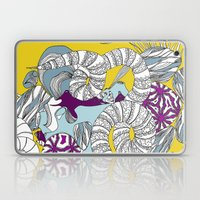 Coral Illustration Laptop & iPad Skin