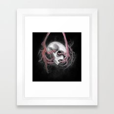 Skull Impression I Framed Art Print