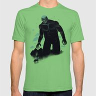 T-shirt featuring Shadow Of The Titan by Louis Roskosch