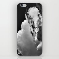 'Swirling Clouds' iPhone & iPod Skin