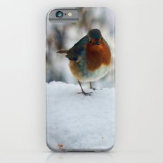 PHOTOGRAPHY-Robin Redbreast Slim Case iPhone 6s
