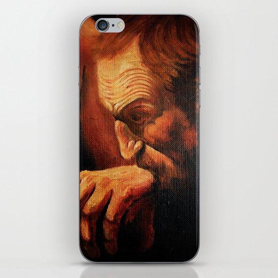 Incredulity of Thomas iPhone & iPod Skin