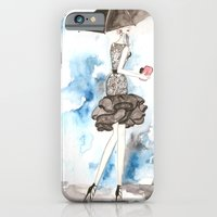 iPhone & iPod Case featuring Rainy by Vanessa Datorre