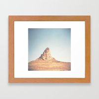 Monument Valley Framed Art Print