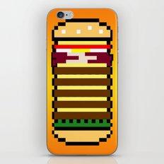 Diet Burger iPhone & iPod Skin