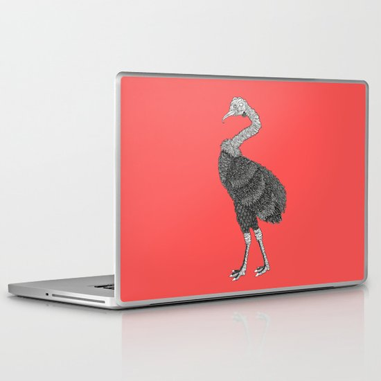 Greater Rhea Laptop & iPad Skin