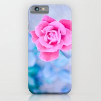 iPhone & iPod Case featuring Lovely in Pink by Bren