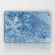Winter Wonderland Snowfl… Laptop & iPad Skin