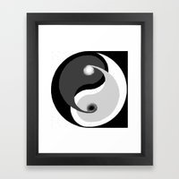 From Which All Framed Art Print