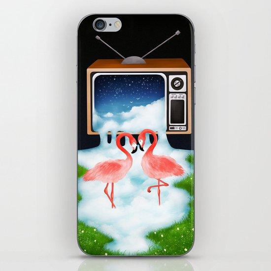 Momentary Static iPhone & iPod Skin