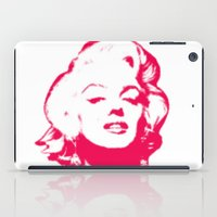 MARILYN POP iPad Case