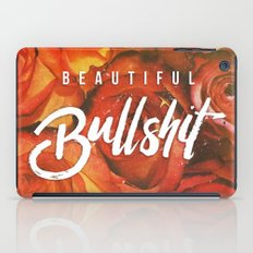 Beautiful Bullshit iPad Case