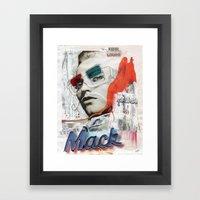 MACK-INTOUCH Framed Art Print