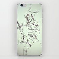 Adventure Time - Fionna iPhone & iPod Skin