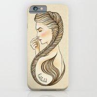 iPhone & iPod Case featuring Fishtailed by Mariya Olshevska