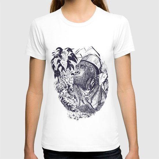 jungle kong T-shirt