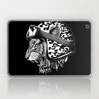 Tiger Helm Laptop & iPad Skin