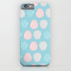 Pastel Brains Pattern iPhone 6 Slim Case