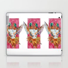 The Ultimate Pollinator, Triptych Laptop & iPad Skin