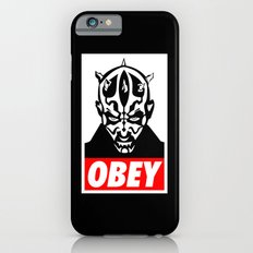 Obey Darth Maul - Star Wars iPhone 6s Slim Case