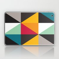Triangles # 2 Laptop & iPad Skin