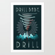 Art Print featuring Petty Morality by Jewelwing