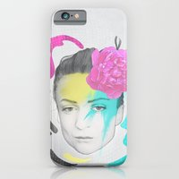 iPhone & iPod Case featuring The Queen of Digression by Vihor